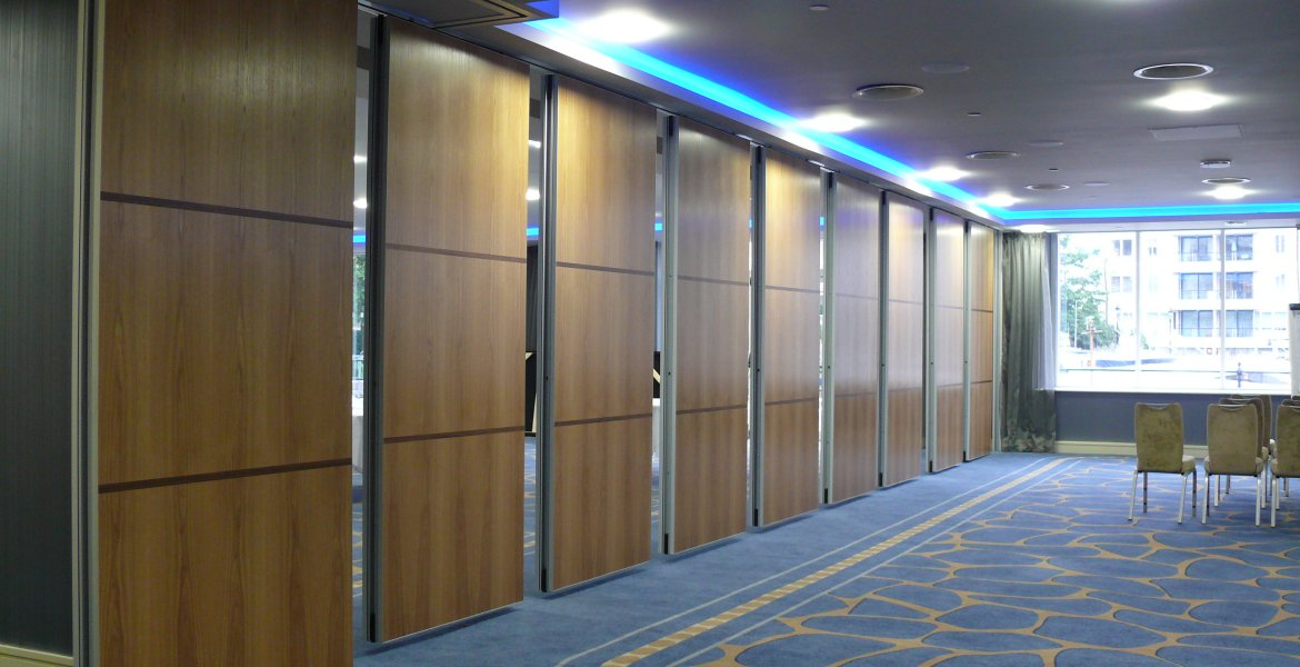 Series AP 100 Acoustic Operable Wall Systems 0
