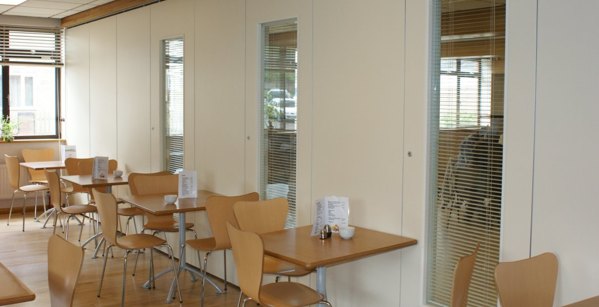 Series AP 100 Acoustic Operable Wall Systems 9