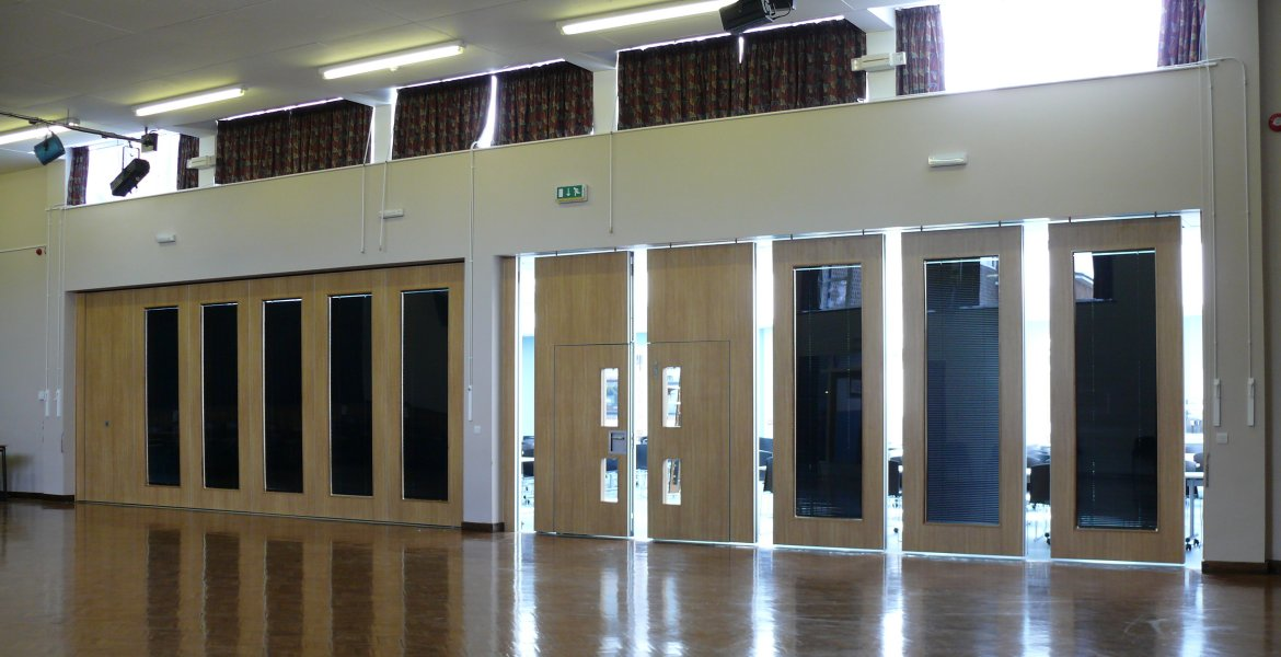 Series AP 100 Acoustic Operable Wall Systems 10