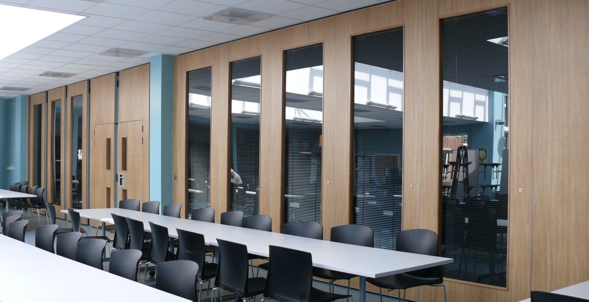 Series AP 100 Acoustic Operable Wall Systems 1