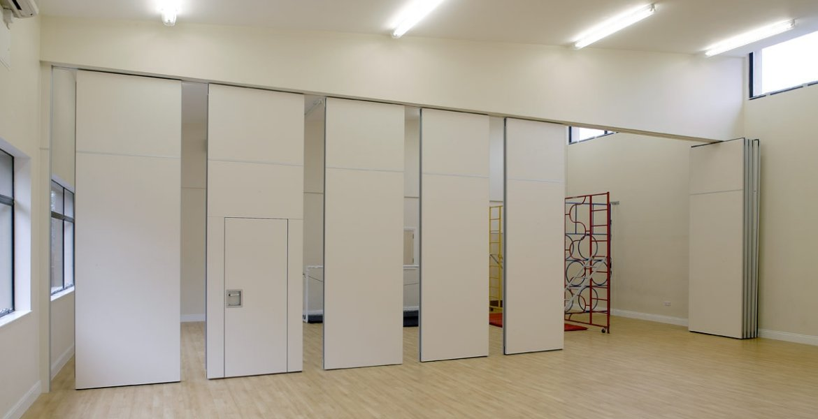 Series AP 100 Acoustic Operable Wall Systems 2