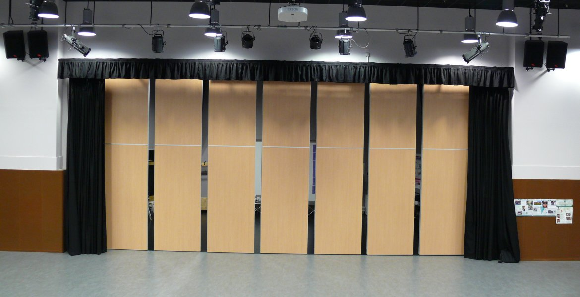 Series AP 100 Acoustic Operable Wall Systems 7
