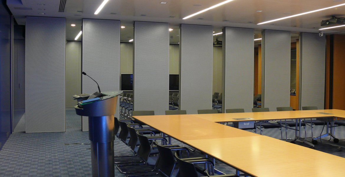 Series AP 100 Acoustic Operable Wall Systems 8