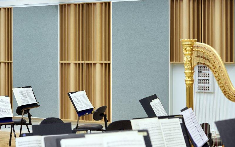 COLLAGE Akustikmiljö Göteborgsoperan