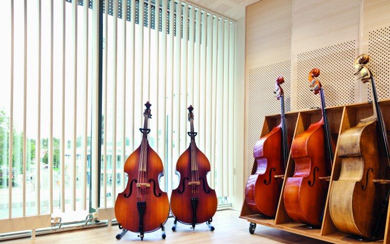 VERTIKAL Messingen Akustikmiljö