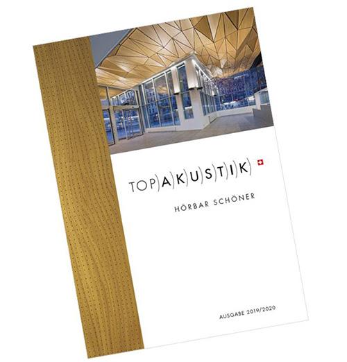 TOPAKUSTIK® Brochure 2019/2020